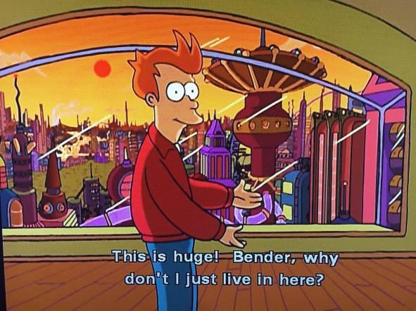 Bender's Closet