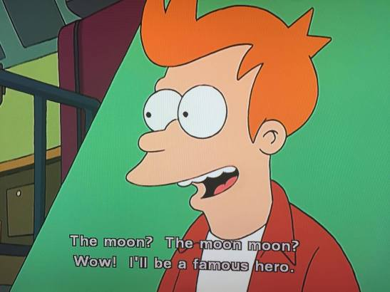 Fry Moon