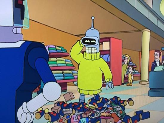 Bender Shoplifts