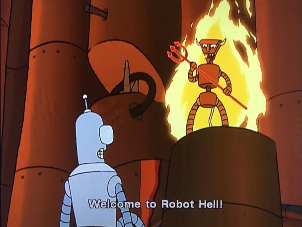 Robot Devil