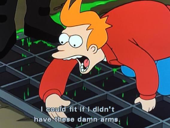 Damn Arms